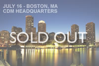 Boston UnConference Sold Out
